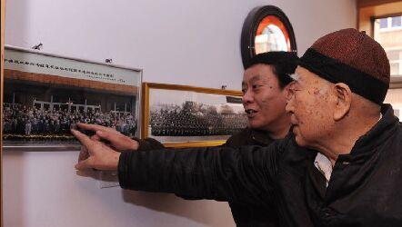 山东利发氯化钙对于老红军战士每年都会去慰问