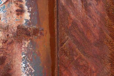 铁生锈是令人很反感的事儿,但能够把这一基本原理用以食品类脱氨